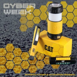 Cat® lights Greece Black Friday & Cyber Monday Specials
