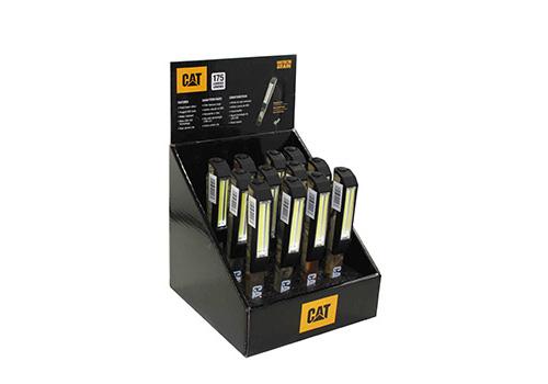 CT120012 Φακός Pocket COB - Εκθετήριο 12 τεμαχίων - Catlights