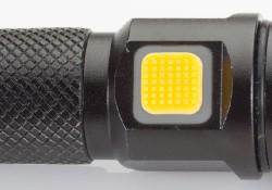 CT2105 Επαναφορτιζόμενος Φακός Αλουμινίου Pro Focus - Catlights
