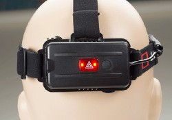 CT4205 Επαναφορτιζόμενος Φακός Κεφαλής Pro Focus - Catlights