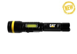 CT6215 Επαναφορτιζόμενος Φακός Διάχυτης Δέσμης & Δέσμης Στόχου - Catlights
