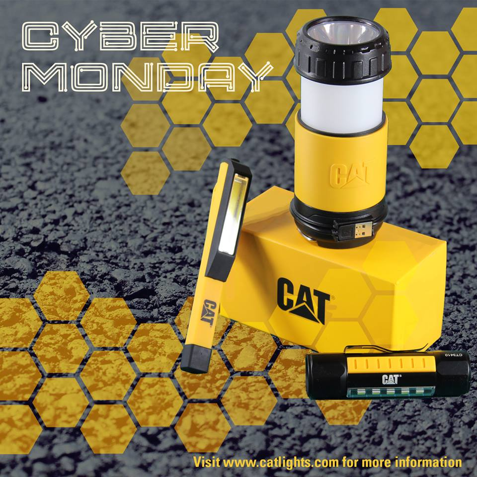 Cat® lights Greece Cyber Week